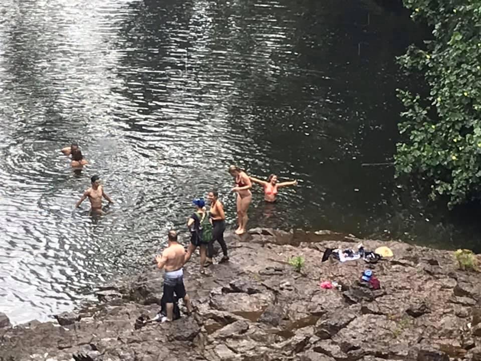 Ho'opi'i Falls – Kauai, HI