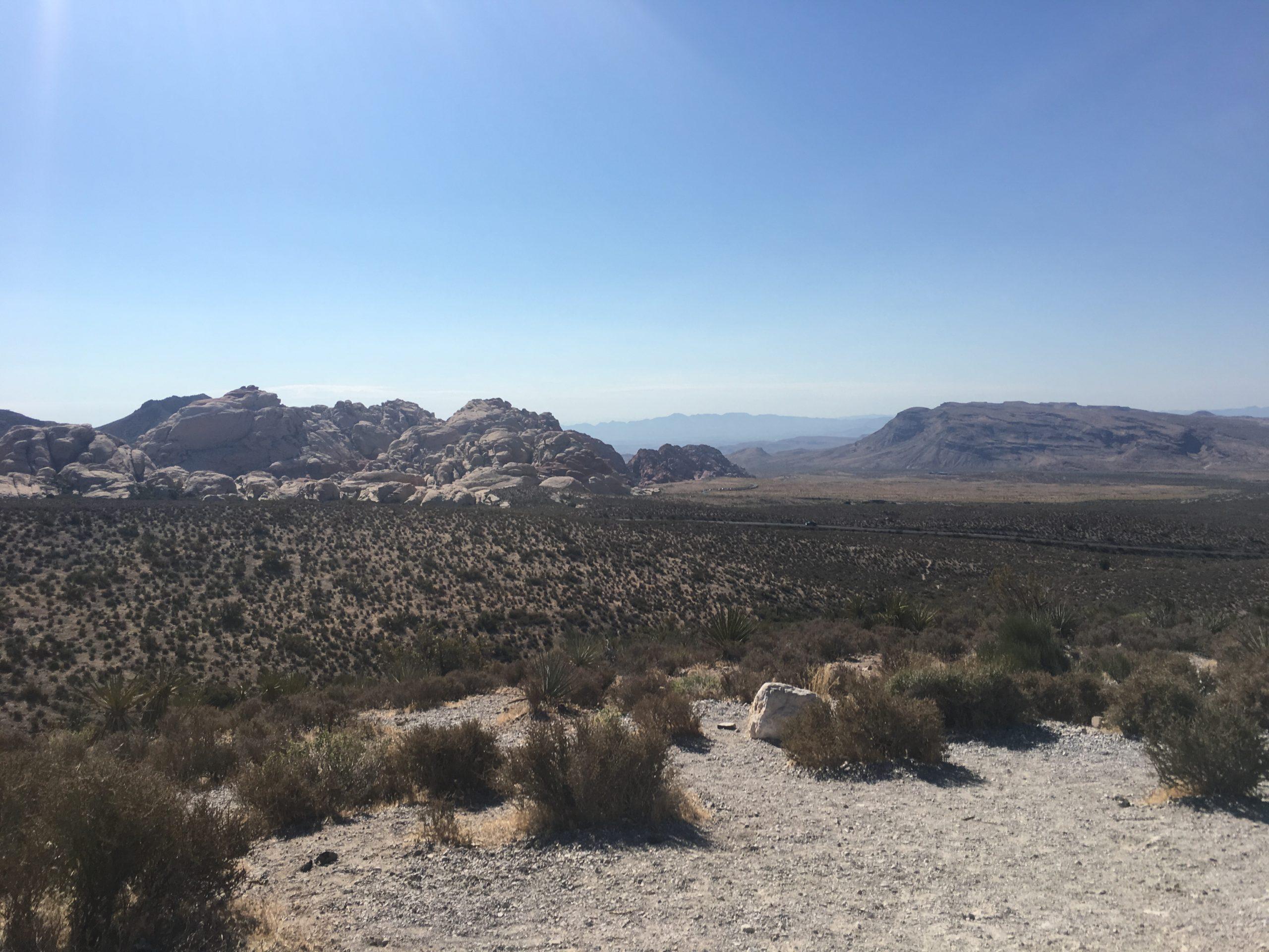 Red Rock Canyon – Las Vegas, NV
