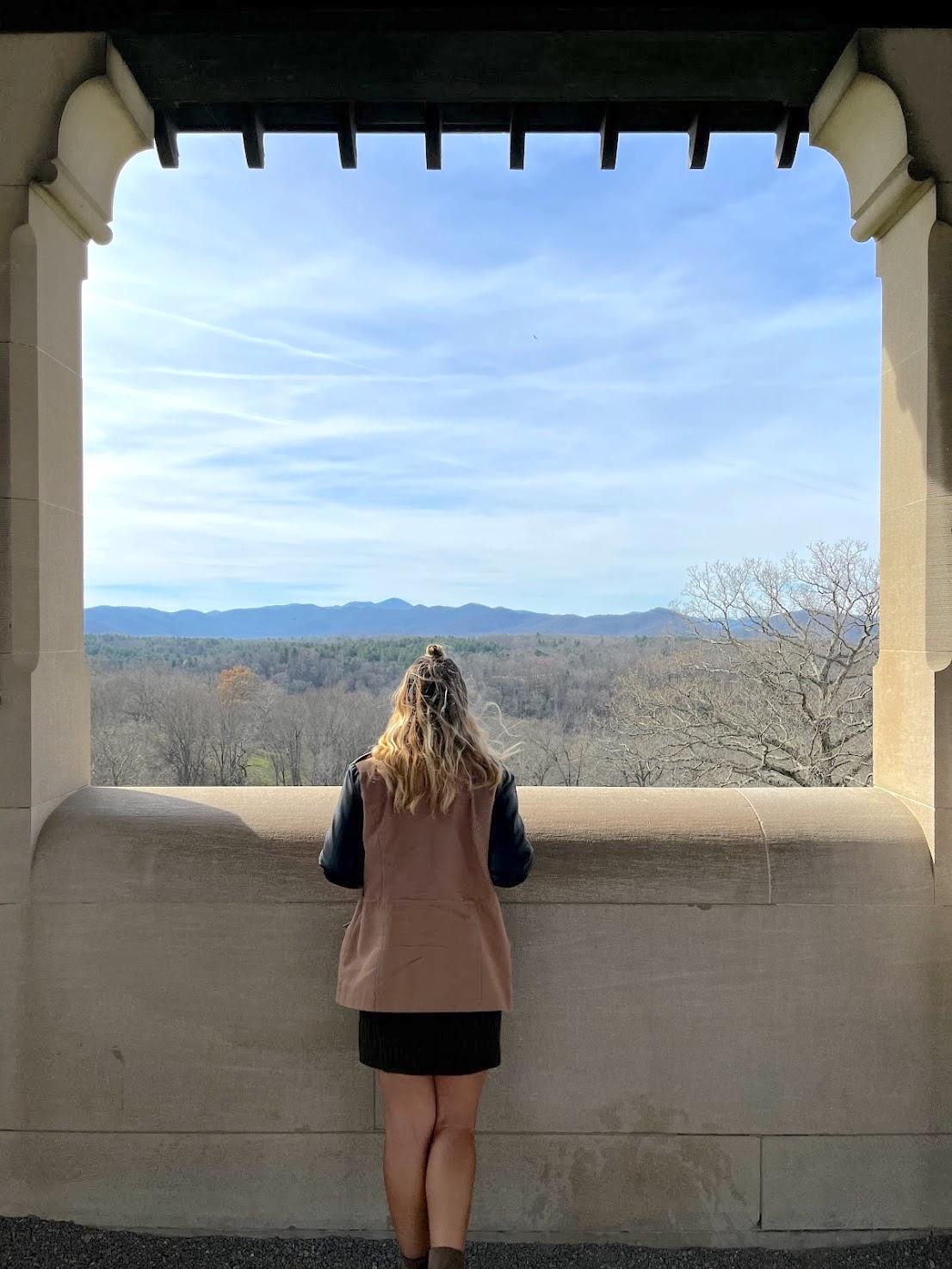 Views at the Biltmore Estate
