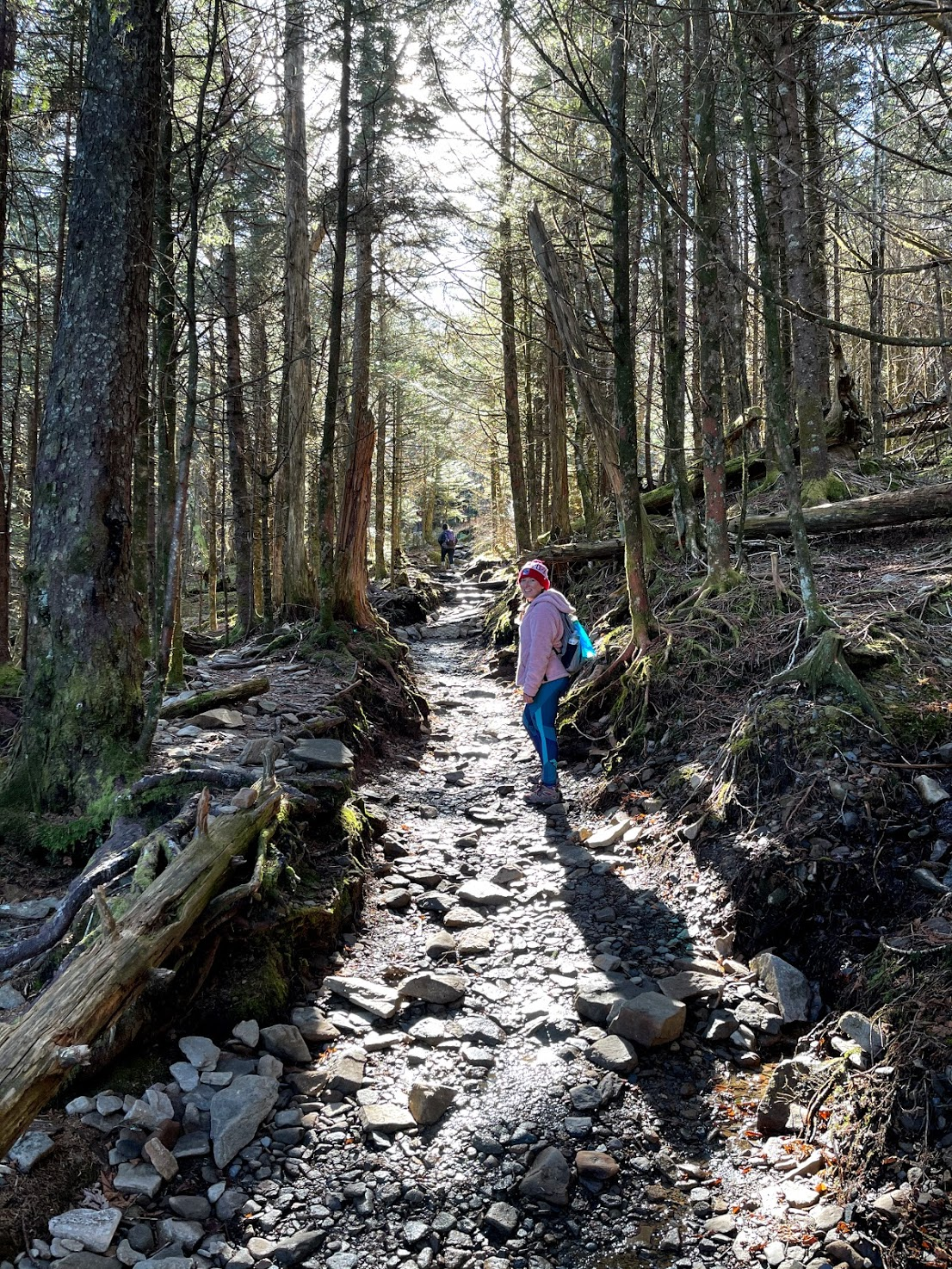 hike the smoky mountains