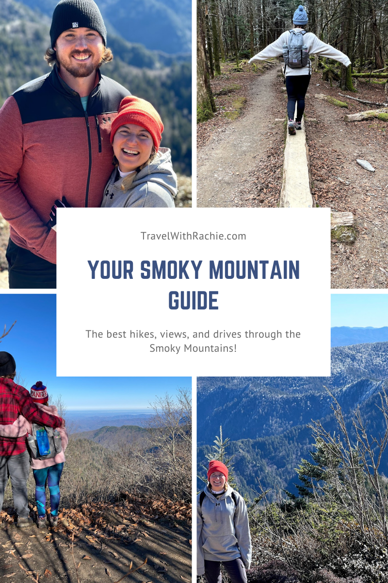 Pin Me Smoky Mountain Guide