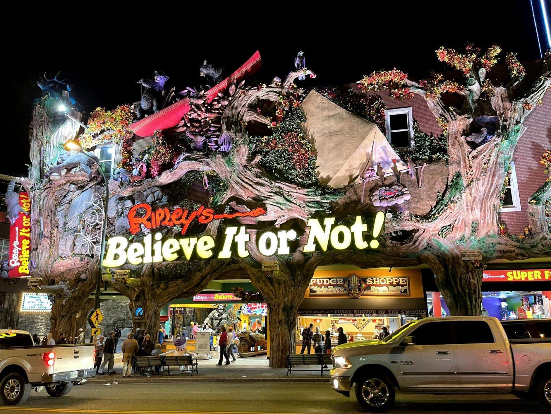 Ripley's Believe It or Not! Odditorium Gatlinburg, Tennessee