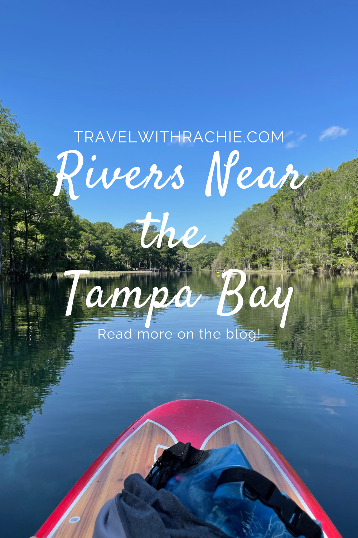 Rivers near the Tampa Bay pin