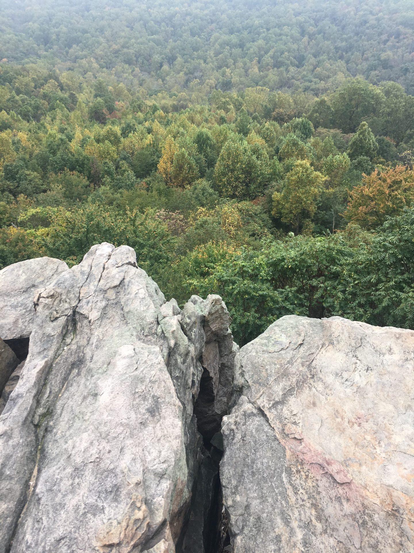 Ravens Rock Appalachian Trail