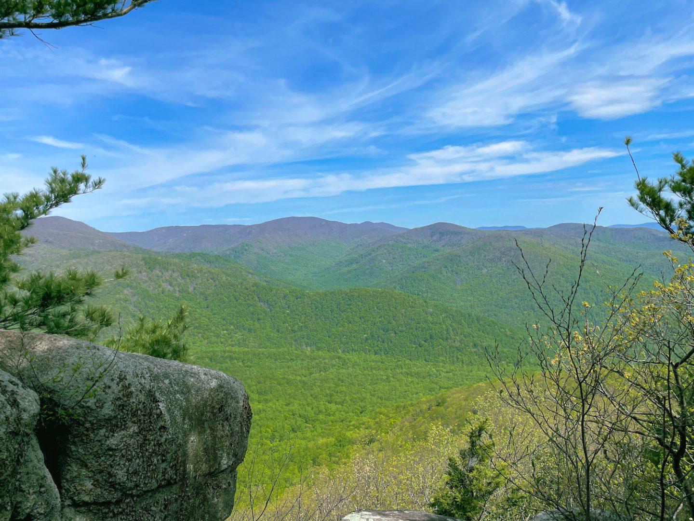 Hiking Shenandoah National Park