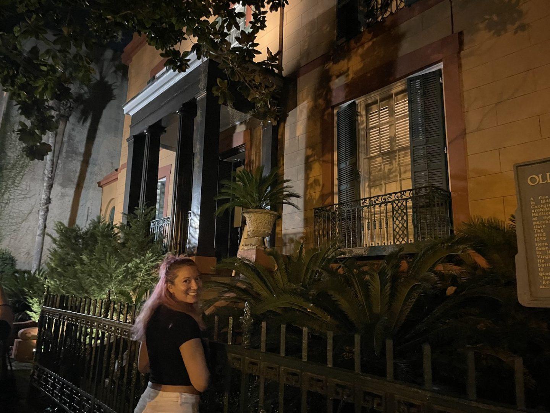 Ghost Tour in Savannah