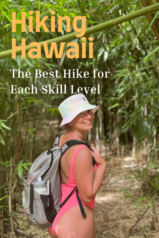 Hiking Hawaii Pinterest Pin