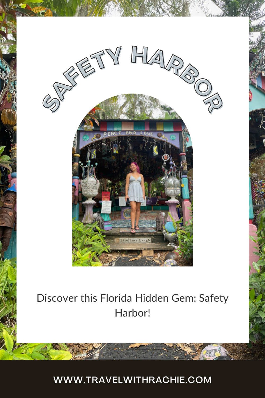 Pinterest Pin Safety Harbor