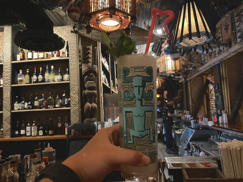 The Bamboo Room Tiki Bar