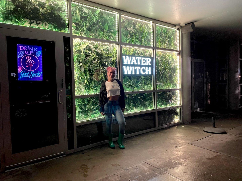 Water Witch Tiki Bar Savannah Food and Drink
